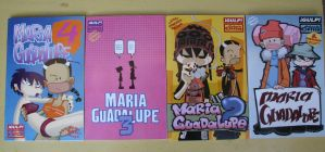 MARILUPES portadas a color by cessarin