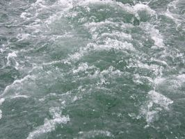 Churning Water 3 by WKJ-Stock
