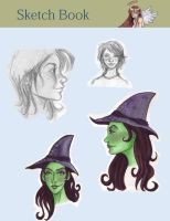 More Elphie... by cakesniffer2000