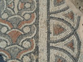 Minoan Mosaic 2 by StooStock
