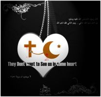 Islam and Christian by iraqson