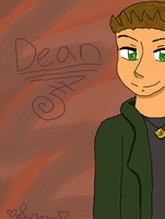 Dean Winchester 3DS by Heartiful