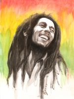 One Love by justbuzz