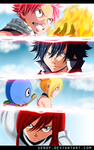 Fairy Tail 430 - The Strongest Team by Uendy