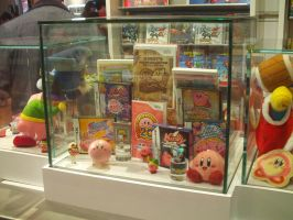 Kirby 20th at Nintendo World 06 by MarioSimpson1