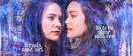 Caroline Dhavernas and Megan Boone by Destroyskaya