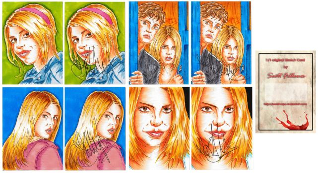 Billie Piper as Rose Tyler by Bowthorpe