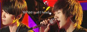yehae is all i need by SujuSaranghae