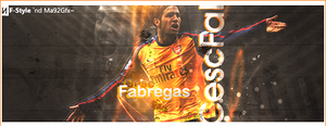 Cesc Fabregas Collab by NF-Style