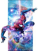 Spiderman Pop-Out by ThornXi