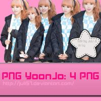PNG YoonJo~ Edit By JuLi by JuLi57