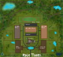 Rose Thorn Map by RoseThornStables