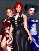 The Vamp by arien