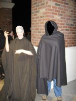 Voldemort and Minion 07.27.07 by EuTytoAlba