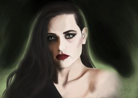 Katie Mcgrath by Inesilva