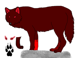 Fury Ref by liongirl2289