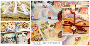 2012 Charity Project by MonaParvin