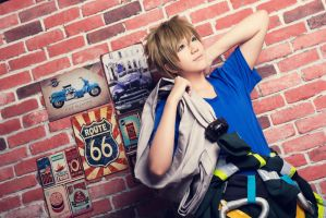 Makoto FREE ED Fireman Version by sharuruka