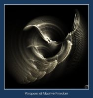 Weapons of massive freedom by laethian