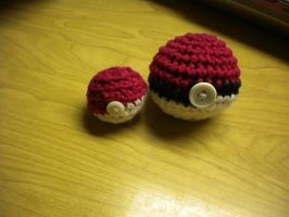 pokeballs by Me-is-kohaku