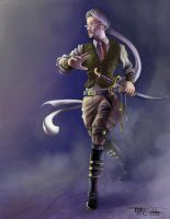 Dreamquest Randolph Carter by Ito-Saith-Webb
