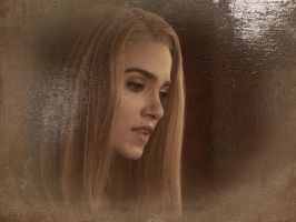 Rosalie Hale Oil Painting by DISISDABOMDOTCOM