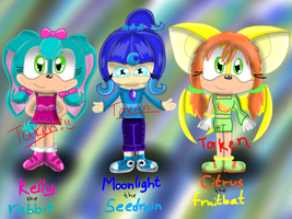 SONIC ADOPTS [CLOSED] by CoolAdoptables