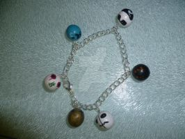 Hollywood Undead Bracelet by SkittehKitteh