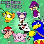 Request: Kirby Behind the Scenes Crew by Waver92