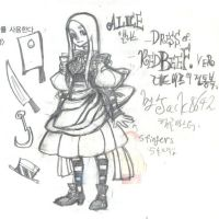Alice-Dress of Red Beef.Ver by jack8642
