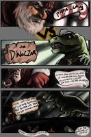 MERRY CHRISTMAS 8 MILE by lunairetic