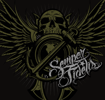 Semper Fidelis by CreativeTrash