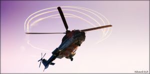 Helicopter by dr-phoenix