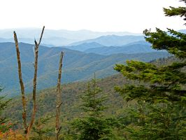 smokey mountains 6 by mzsora