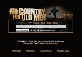 No Country for Old Men Start by AwesomeStart
