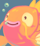 Requests: Magikarp by boblitt