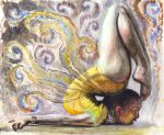 contortion girl 06 by cannibol