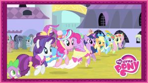 MLP Fim S03 E13 - Magical Mystery Cure - Preview by GT4tube