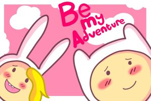 Be my Adventure by Mad-Hattress-Ari