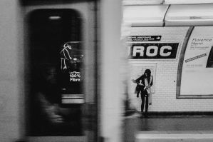Paris in transit #6 by siddhartha19