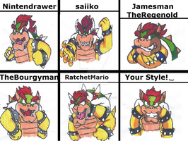 Bowser meme by MarioGamer2000