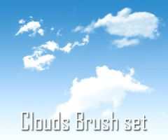 Clouds brush set by SiDiusBexter