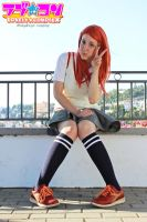 Koizumi Risa cosplay - Lovely Complex by onlycyn