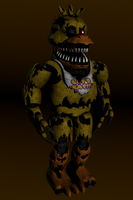 Nightmare Chica by Mistberg