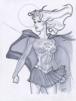 Supergirl by MichaelDooney