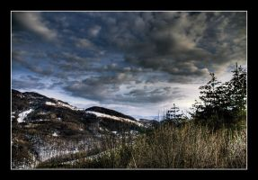 skies,trees and hills 2 by katerina-m