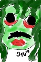 I call this one... Old Gregg! by FeLyre