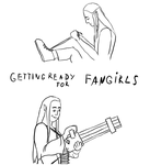 Ready For Fangirls by MorellAgrysis
