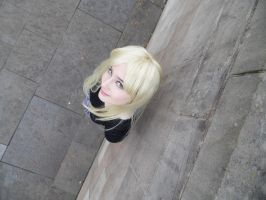 Gwen Stacy, Before the Fall by DreamsOverRealityCos