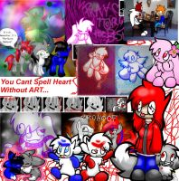 A Tribute To ShinyEevee by DXSilverXD